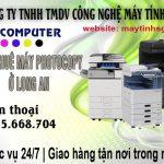 Cho Thuê Máy Photocopy Long An